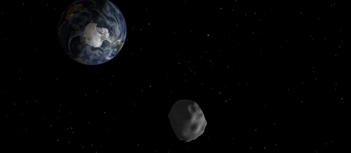 2015 TC25 Smallest Characterized Asteroid